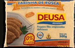 Farinha Rosca Deusa Sem Glúten Pacote 500 g
