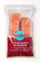 Filé De Salmao Pedacos Frescatto 500 g