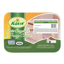 Filé Peito Korin Caipira Cong 600 g