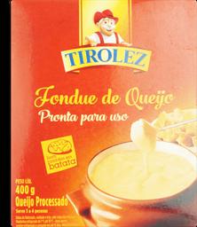 Fondue De Queijo Tirolez 400 g