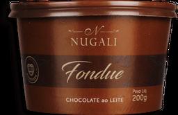 Fondue Nugali Chocolate Ao Leite