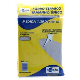 Forro Térmico 1.20M0.45Cm Porto- Pel 1 Und