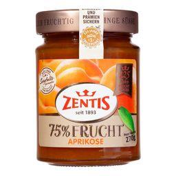 Geleia Zentis 75% Damasco 270 g