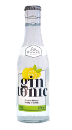 Gin Tonic Easy Booze 210 mL