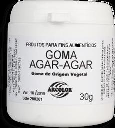Goma Arcolor Agar Agar 30 g