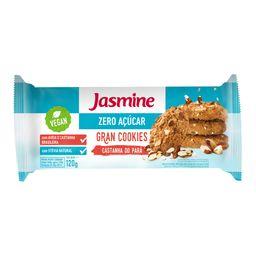 Cookie Zero Castanha Do Para Jasmine 120 g