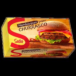 Hambúrguer Sadia Churrasco 672 g