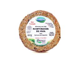 Hambúrguer Soja Ecobras Quinoa Com Legumes 336 g