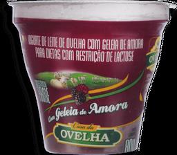 Iogurte Casa Da Ovelha Com Geleia De Amora 80 g