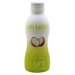 Iogurte Desnatado Light Ati Latte Coco 900 g
