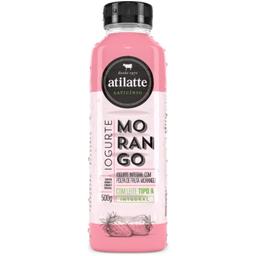 Iogurte Integral Ati Latte Morango 500 g