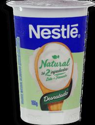 Iogurte Natural Desnatado Nestlé 160 g