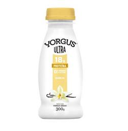 Iogurte Yorgus Ultra Baunilha 300 g
