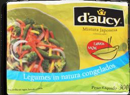 Legumes Mistura Japonesa Congelado Daucy 300 g