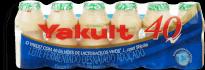 Leite Fermentado Yakult 40 Com 6 Und