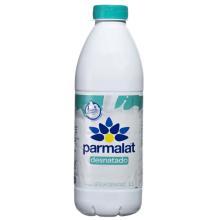 Leite Longa Vida Desnatado Parmalat Garrafa 1 L