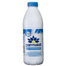 Leite Longa Vida Semidesnatado Parmalat Garrafa 1 L