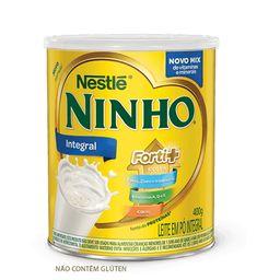 Ninho Leite Em Pó Integral Forti+ Nestlé 400G