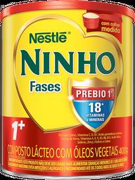 Leite Pó Ninho Fases 1+ 400 g