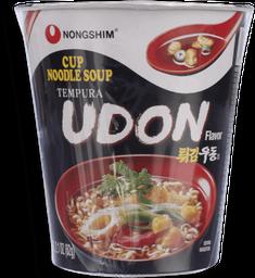 Macarrão Instantâneo Copo Sabor Tempura Udon 62 g