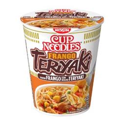 Macarrão Instantâneo Nissin Cup Noodles Frango Teriyaki 72 g