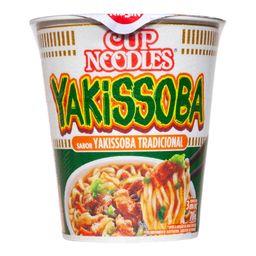Cup Noodles Macarrão Instantâneo Yakissoba Tradicional