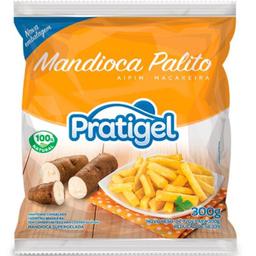 Mandioca Congelada Pratigel Palito 300 g