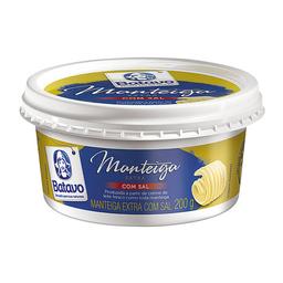 Manteiga Batavo Extra Com Sal