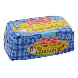 Manteiga Com Sal De Guérande Paysan Breton Em Barra 250 g