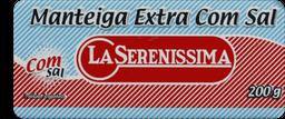 Manteiga Laserenissima Com Sal 200 g