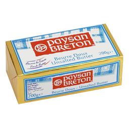 Manteiga Sem Sal Paysan Breton Em Barra 200 g