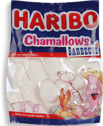 Marshmallow Haribo Barbecue 80 g