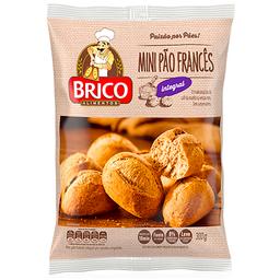 Mini Pão Frances B.Bread Integ 300 g