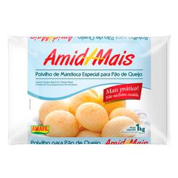 Mistura Pão Queijo Amidmais Amafil 1 Kg