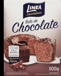 Mistura Para Bolo Linea Chocolate 300 g