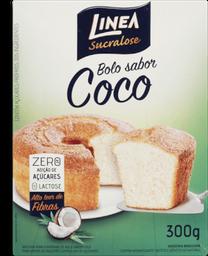 Mistura Para Bolo Linea Coco 300 g