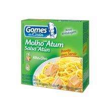 Molho Com Atum Gomes Da Costa Alho E Óleo 170 g