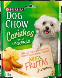 Dog Chow Carinhos Peq Mix De Frutas 15X75G