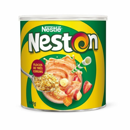 Neston 3 Cereais Lata Com 400 g