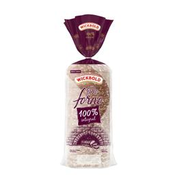 Pão De Forma Wickbold Doforno Integral 500 g