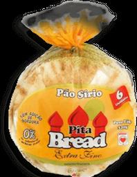 Pão SíRio Extra Fino Pita Bread 320 g