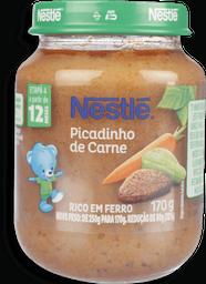 Papinha Nestlé De Picadinho De Carne