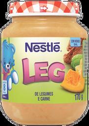 Papinha Nestlé Legumes Carne 170 g