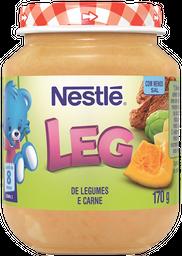 Papinha Nestlé Macarrão, Carne E Legumes 170 g