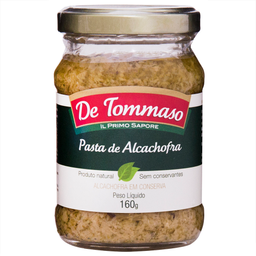 Pasta Alcachofra De Tommaso 170 g