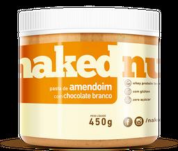 Pasta De Amendoim Com Chocolate Branco 450 g