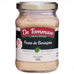 Pasta De Berinjela De Tommaso 160 g