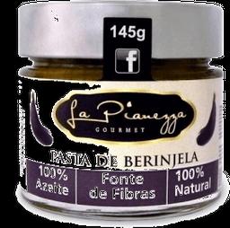Pasta La Pianezza Berinjela Vidro 145 g