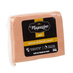 Patê De Fígado De Pato Magazzino 200 g