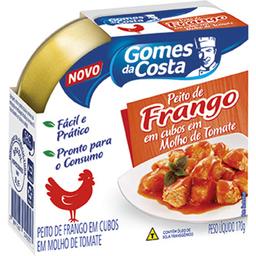 Peito Frango Em Cubos Molho Tomate 170 g